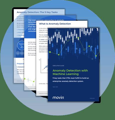 Anomaly Detection with ML Moviri